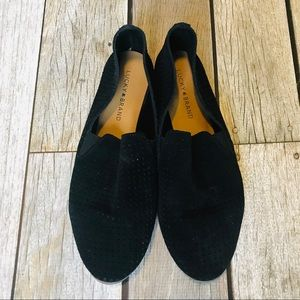 Lucky Brand | Black Loafers